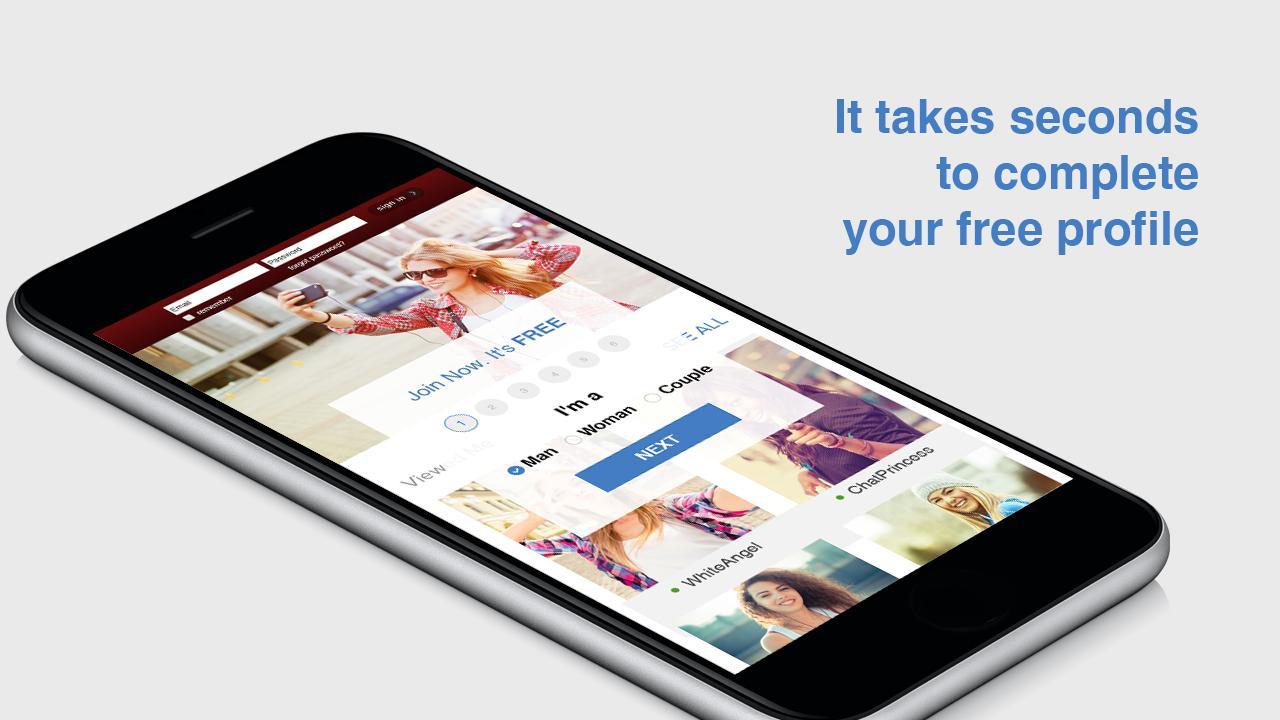 Aff dating app