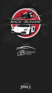 Race the Runway 2014 poster