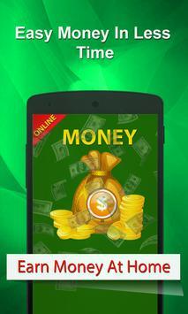 Make Money From Home: Earn Online Cash screenshot 2