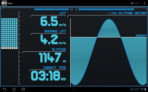 Vario Variometer screenshot 8