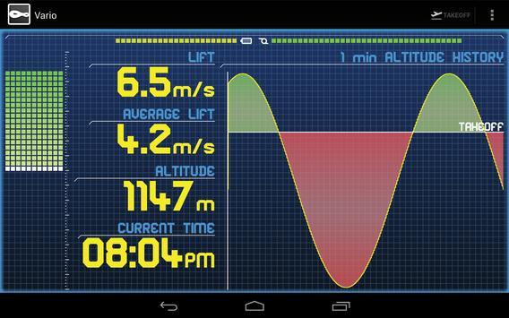 Vario Variometer screenshot 9