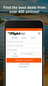 FlightHub - Book Cheap Flights, Hotels and Cars poster