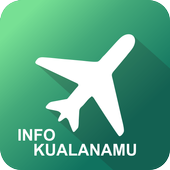 Info Kualanamu icon