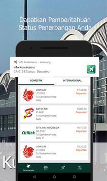 Info Kualanamu screenshot 4