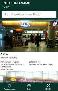 Info Kualanamu screenshot 5