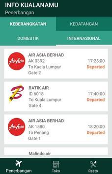 Info Kualanamu screenshot 3