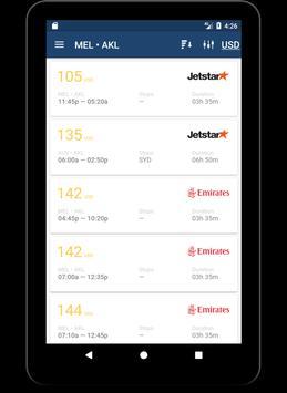 Flight Schedule apk screenshot