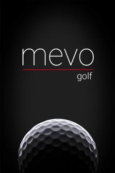 FlightScope Mevo Golf poster