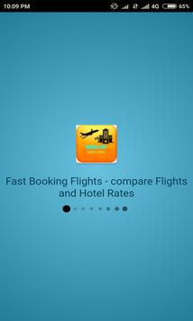 Cheap Flight - Best Compare Flight and Hotel Rates poster