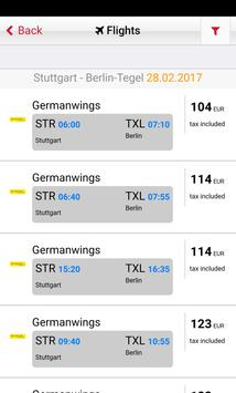 GermanWings screenshot 1