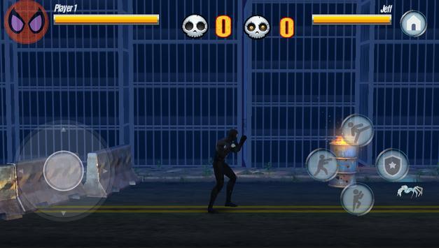 Spidey Homecoming : Spider hero streetfight screenshot 1