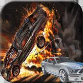 Death Car : Crash Race icon