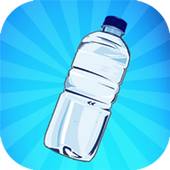 Flip The Flippy Water Bottle icon