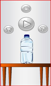 Flip The Flippy Water Bottle screenshot 1