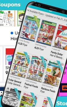 Saving Money with Weekly Ads & Coupons App Guide apk screenshot