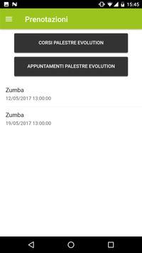 Palestre Evolution apk screenshot