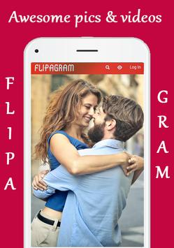 New Flipagram Tell Your Story Guide poster