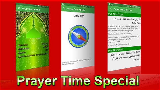 Prayer Times Special poster