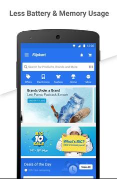 Flipkart Online Shopping App apk screenshot