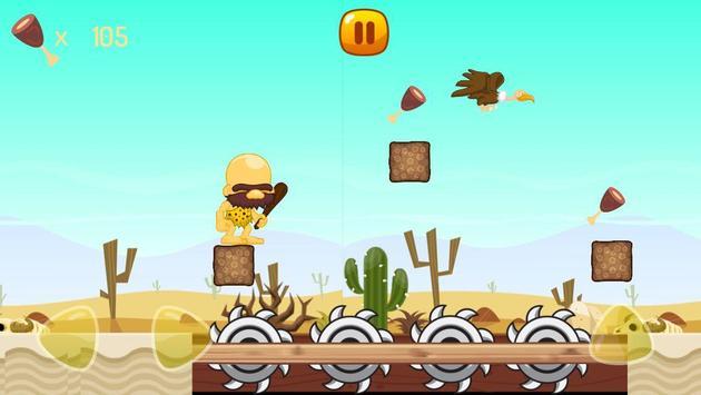 Caveman World apk screenshot