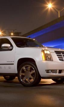 Jigsaw Puzzles Cadillac Escalade screenshot 1