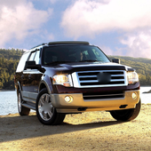 Icona Jigsaw Puzzles Ford Explorer