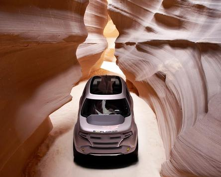 Quebra-cabeças Ford Explorer imagem de tela 3