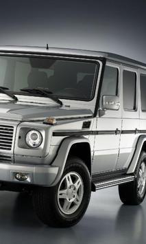 Jigsaw Puzzles Mercedes Benz G screenshot 1