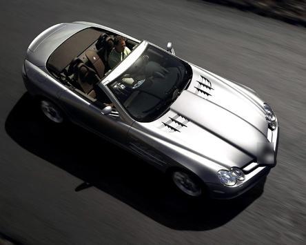 Jigsaw Puzzles Mercedes SLR Mclaren screenshot 4
