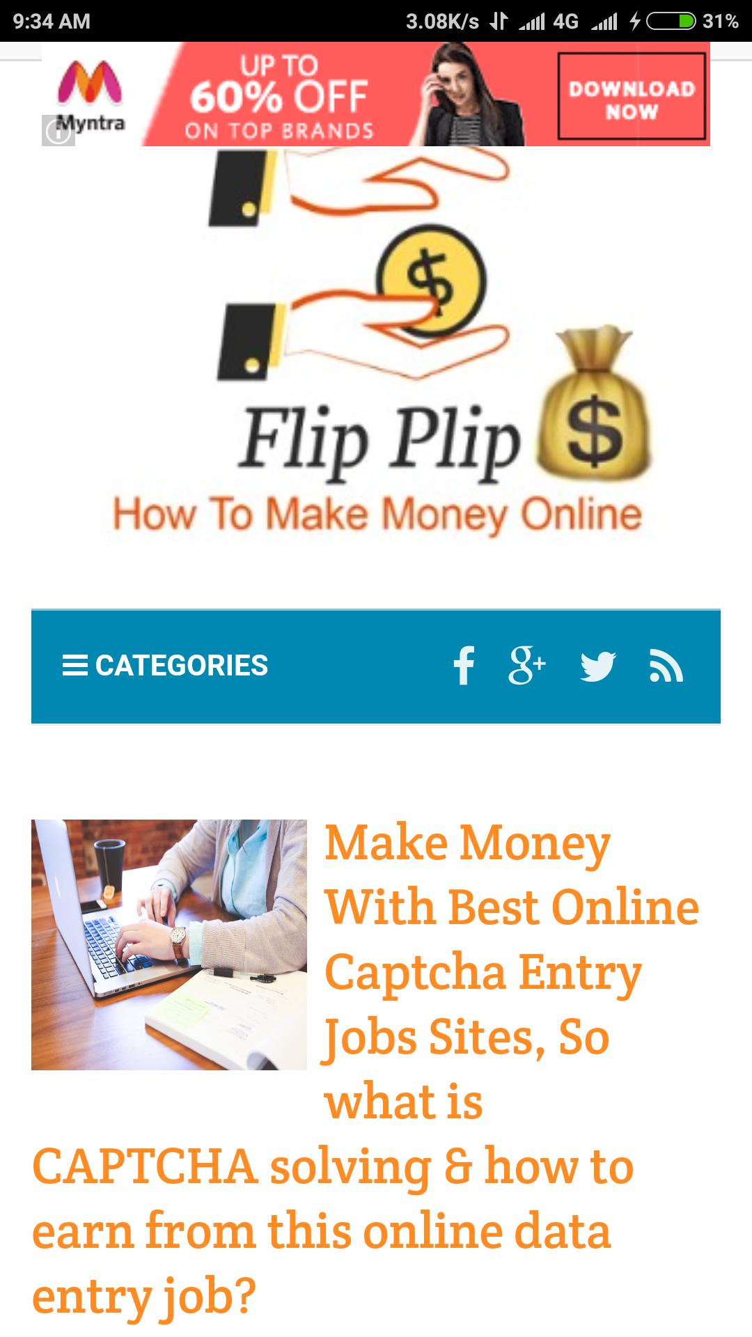 Earn Money Online from Home Without Investment for Android - APK Download