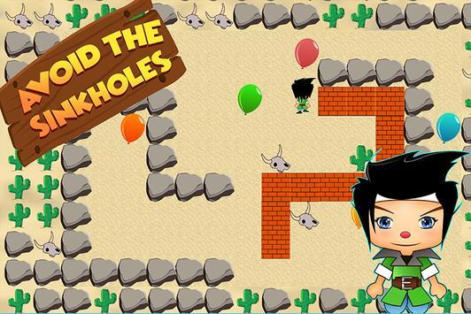Harry World Balloons Adventure screenshot 1