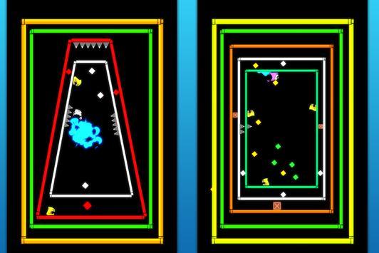 Fishy Square Jumping screenshot 2