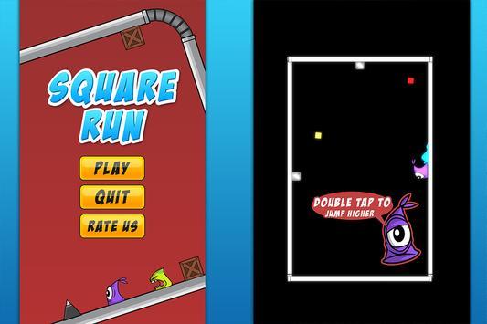 Fishy Square Jumping screenshot 3