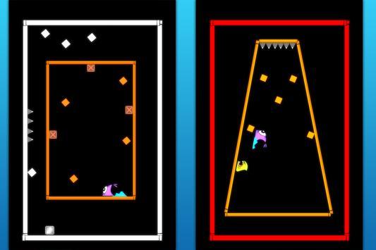 Fishy Square Jumping screenshot 4