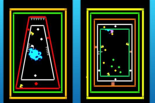Fishy Square Jumping screenshot 5