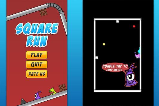 Fishy Square Jumping screenshot 6