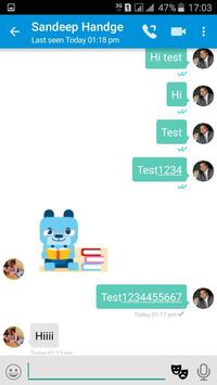 Flip Chat screenshot 1