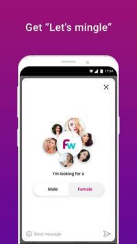 FlirtWith - Chat&Flirt apk screenshot