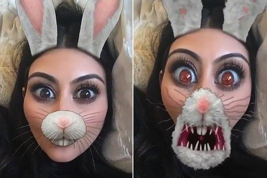 filters for snapchat | face swap | photo editor screenshot 2