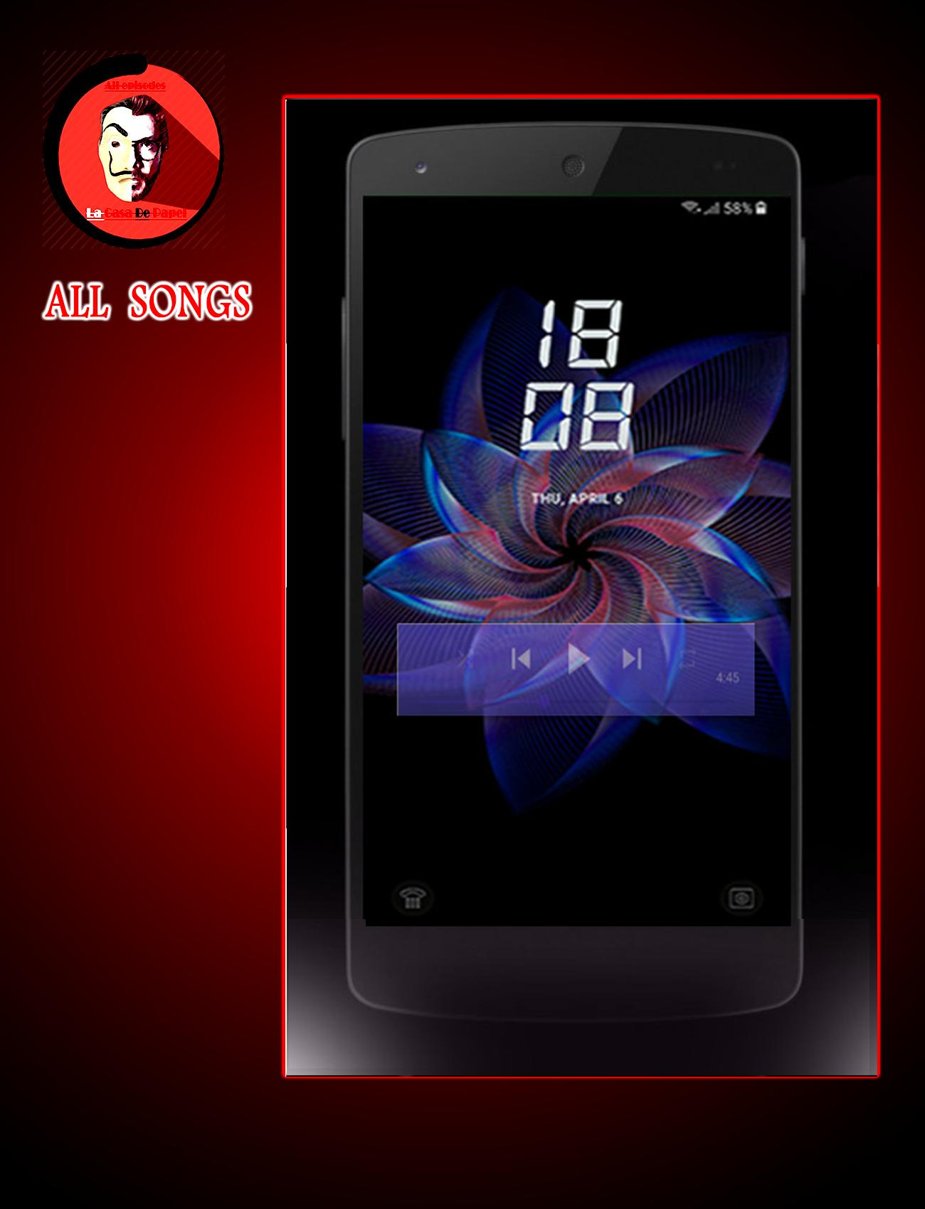 All Songs Casa De Papel Bella Ciao Chansons For Android Apk Download