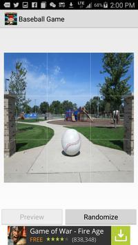 Baseball Games Free apk screenshot
