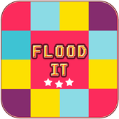 Color United - Flood It icon