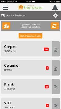 MG Carpet Insight screenshot 1