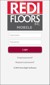 Redi-Floors Mobile screenshot 1