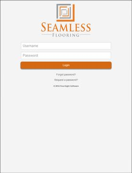 Seamless Flooring Mobile apk screenshot