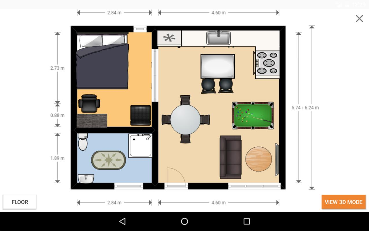 Floorplanner apk download free house home app for for Floor planner online