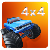 Monster Truck Game - 4x4 Driving icon
