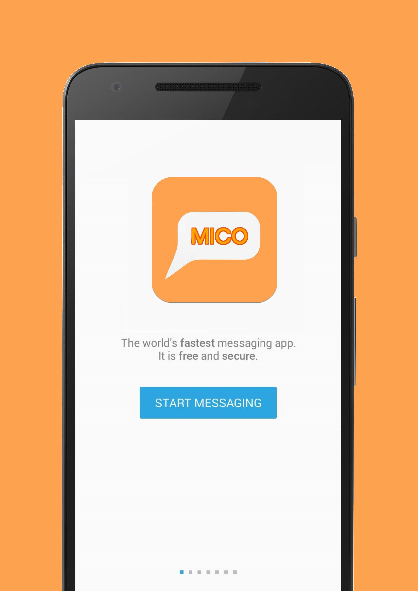 Chat Meet Mico talk app for Android - APK Download