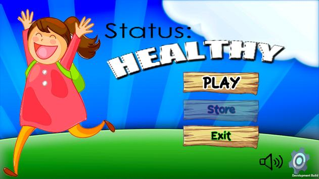 Status: Healthy poster
