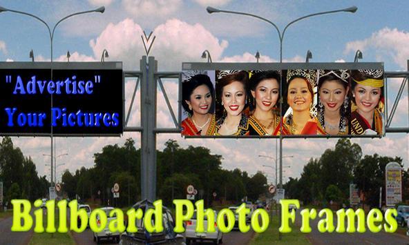 Billboard Frame Photo apk screenshot